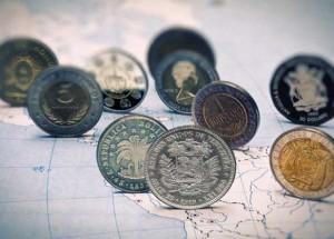 monedas latam