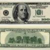 Billete de cien dolares